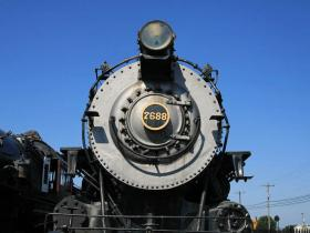 Steam Engine Front
