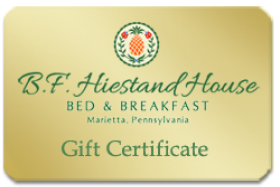 e-Gift Cards - Gift Certificates